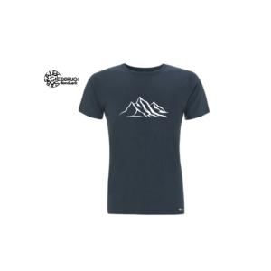 Bambus T-Shirt 'Berge'