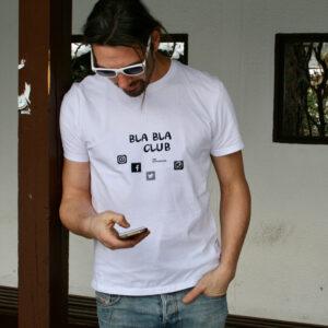 Bio T-Shirt BlaBlaClub