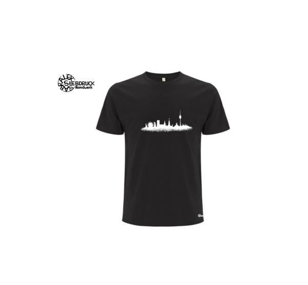 Schwarzes Bioshirt