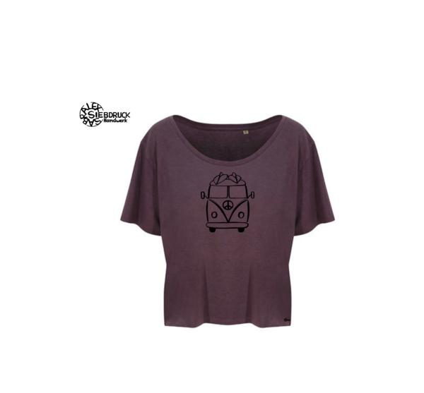 Frauen T-Shirt kurz