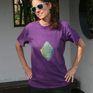 Secondhand T-Shirt Pixelsprenger