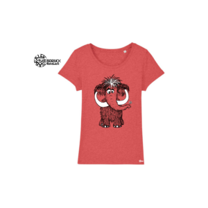 Bio Baumwolle T-Shirt Ladies 'Mammut'