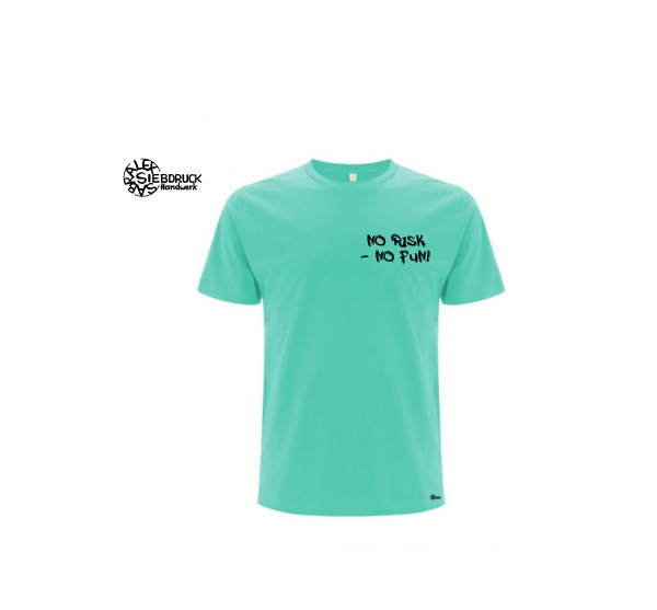 minz grünes shirt