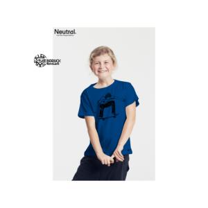 Bio T-Shirt Kids 'Skater'