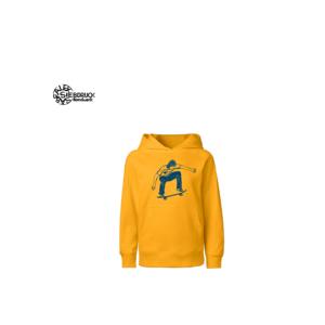 Kinder – Hoodie Bio 'Skater'