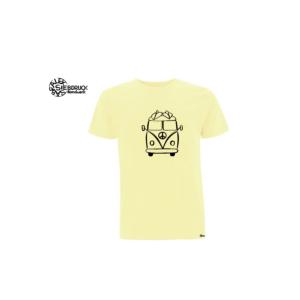 Bio T-Shirt Surfer-Bus