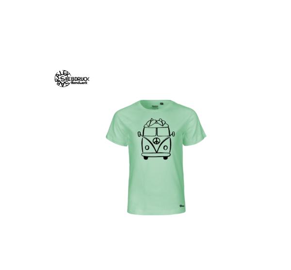 hippiebus kinder t-shirt