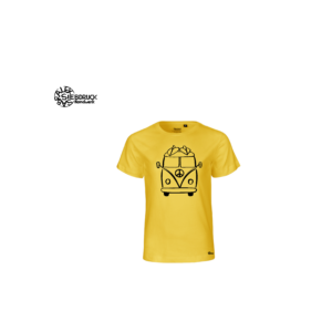 Bio T-Shirt Kids 'Surfer-Bus'