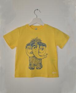süßes Kinder shirt bio mammutt