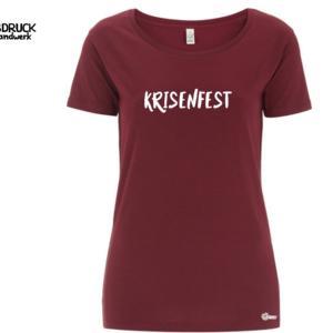 Bio T-Shirt Krisenfest